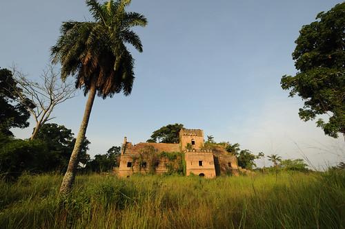Dungu Castle Travel Africa DCR Congo
