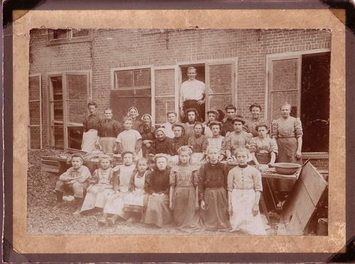 1900! -  Working Woman / Girls