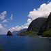 East Molokai Sea Cliffs (Color)