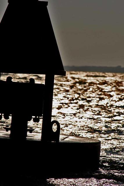 Channel Bouy - Christopher D. LeClaire photo, 2008