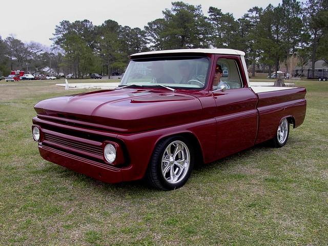 1965 chevrolet c10 parts