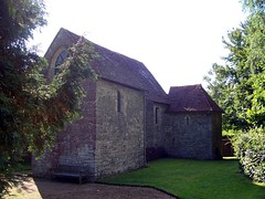 Old Soar Manor, a knight's dwelling from 1290