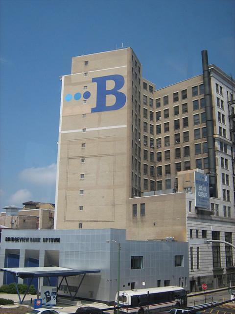 Bridgeview Bank Uptown (Sheridan Trust and Savings Bank Building)