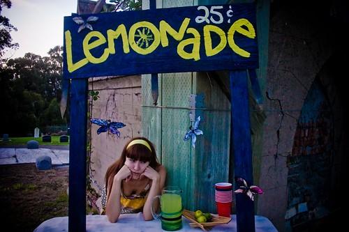 Graveyard Lemonade Stand
