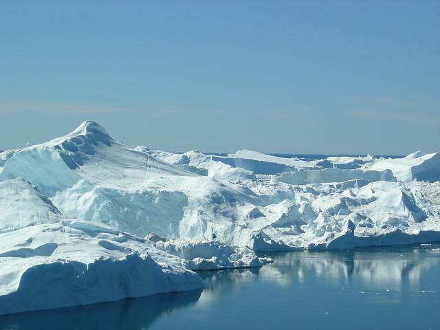 Ilulissat, Groenlandia.