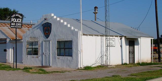 Police Department (Lake Arthur, New Mexico)