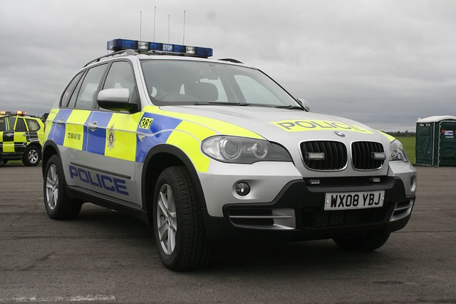 Police Bmw 4x4 Flickr Photo Sharing