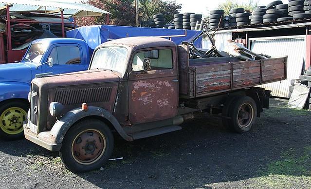 Opel Blitz truck - 2 | Flickr - Photo Sharing!