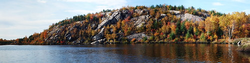 Lake Laurentian Panorama 2