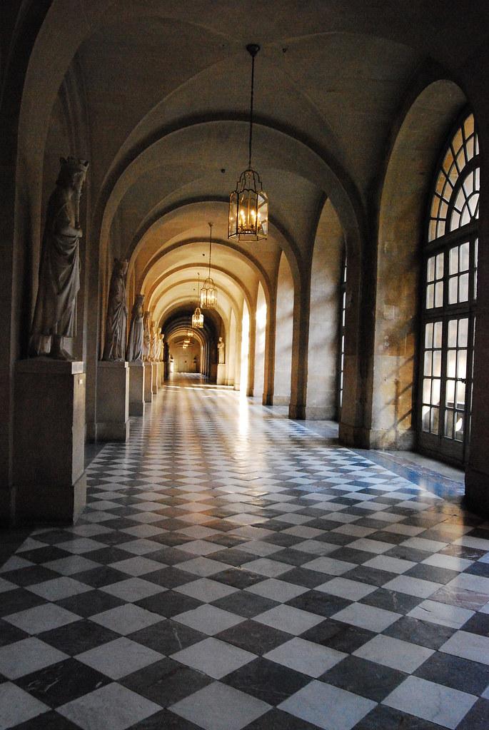 Versailles Atrium Michaela Rose Deane Flickr