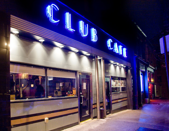 Club Cafe :: Pittsburgh PA