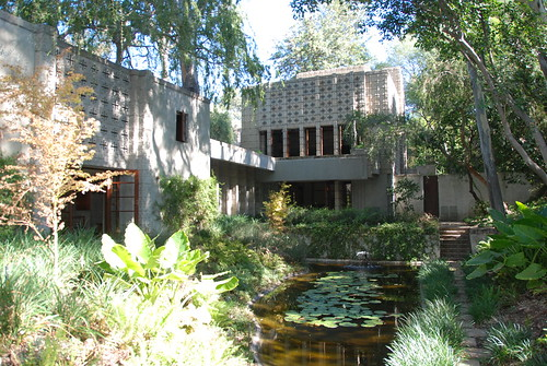 Millard House 'La Miniatura'- Frank Lloyd Wright, Architect 1923