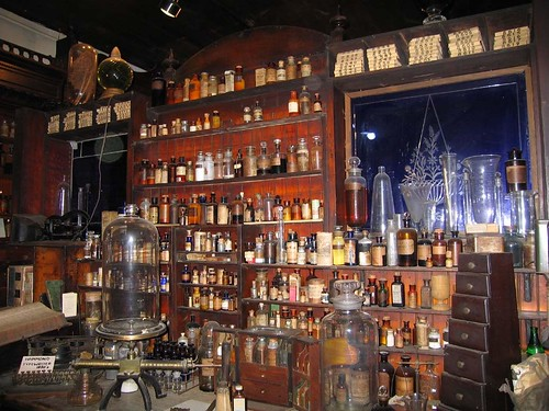 The Pharmacy Museum, by end_thewod