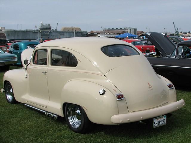 1947 plymouth 2 door sedan custom 39 5hup 691 39 2 flickr for 1947 plymouth 4 door