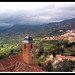 FROM THE CASTELL'S TOWER - DESDE LA TORRE DEL CASTILLO by Tito Henry.