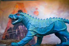fictional character, dinosaur,