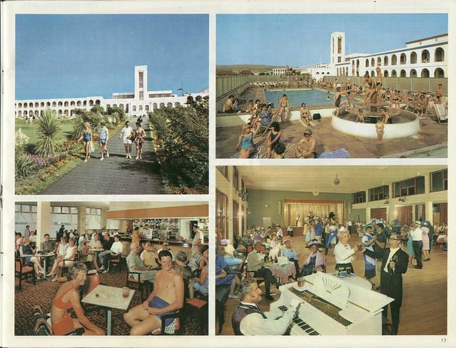 Pontins Brochure 1972 - Riviera