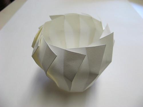 paper, origami, 3d, Jun Mitani, japan