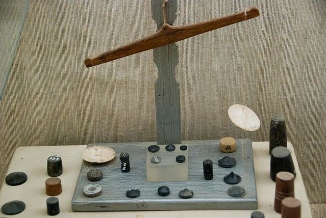 Mohenjo daro weights and scales