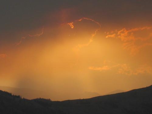 sky sun washington osoyoos canadianborder oroville okanogan