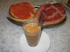 Un desayuno ideal
