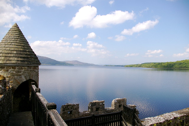 Parkes Castle & Lough Gill