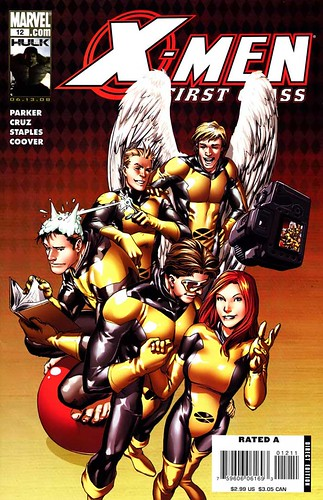 X-Men: First Class v2 #012