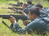 Pelatihan Menembak Shotgun Molot