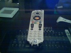 Remotes taste like chicken