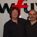 Chris Smither at WFUV with Darren Devivo