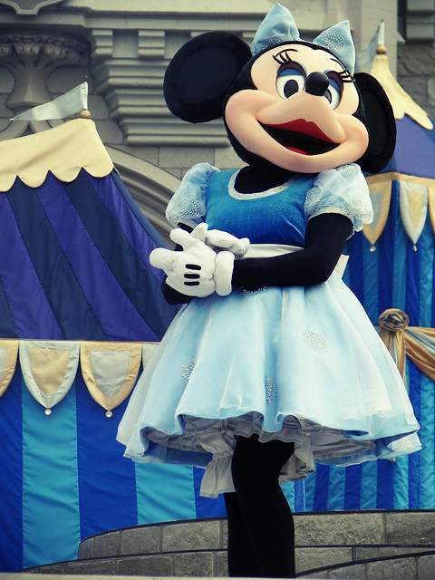 Minnie  at Disney World (2)