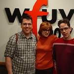 They Might Be Giants at WFUV with Claudia Marshall
