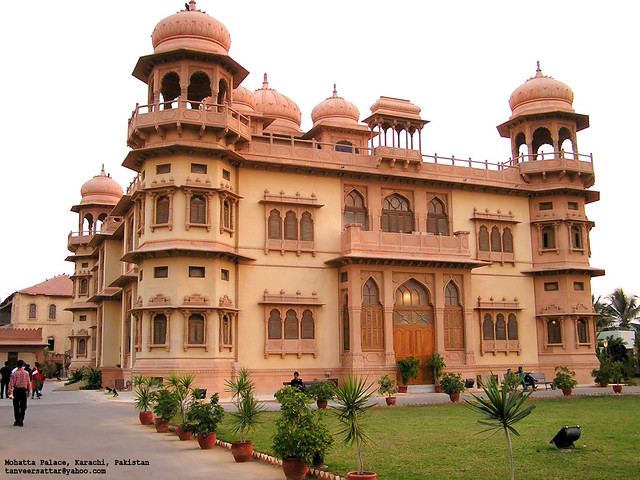 mohatta palace Here are 10 beautiful palaces of pakistan you must visit 1 noor mahal noor mahal belongs to the nawab of bahawalpur during british raj  mohatta palace.