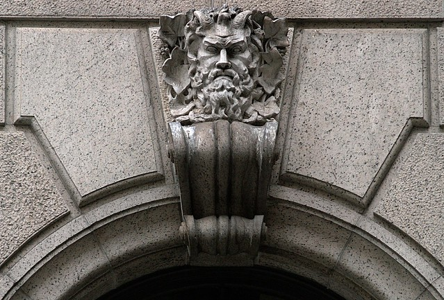 University Club Green Man (New York, NY)