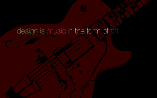 Design is Music