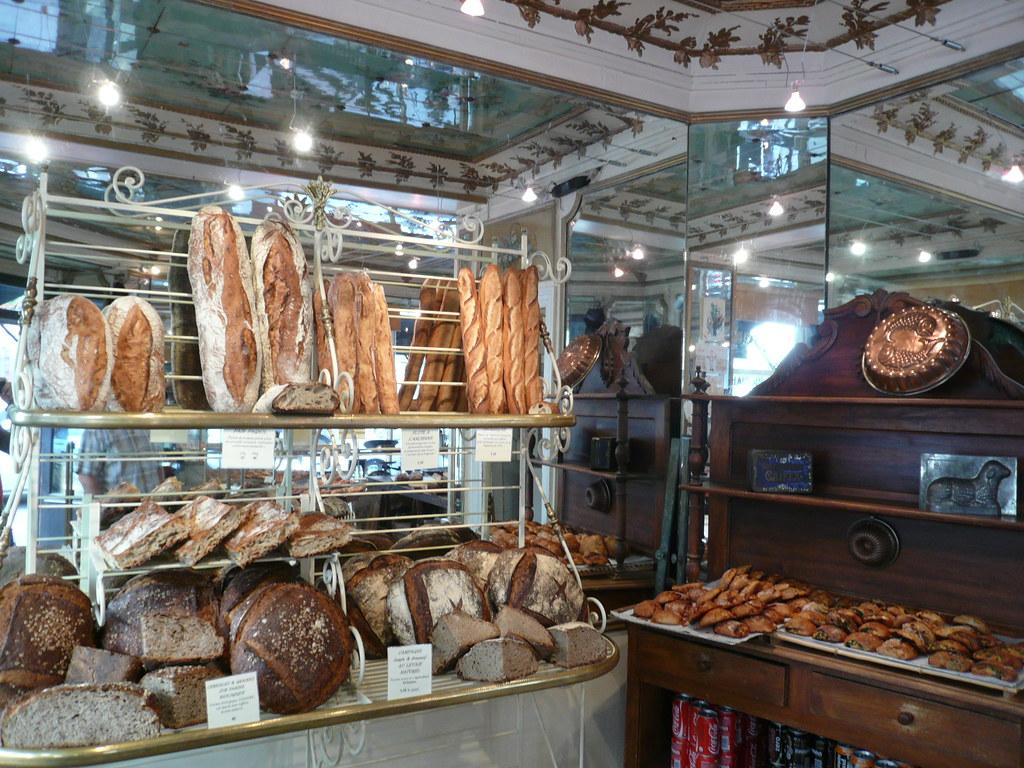 Du pain et des idees, Paris
