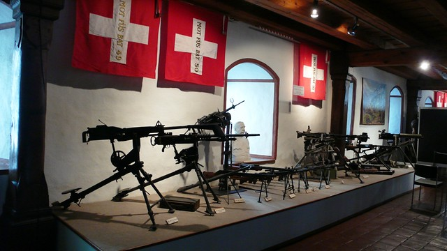 Armoury, Solothurn
