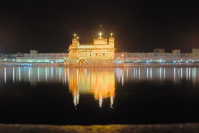 Golden temple/Har Mandir Sahib - Amritsar (HDR)