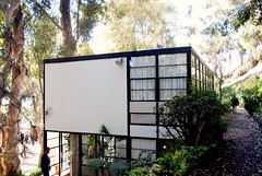 Eames House (Case Study House No. 8) 1947-49