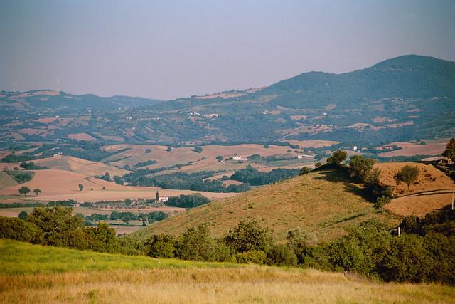 Paesaggio della Maremma - Maremma's landscape