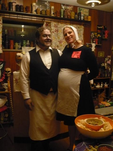 Hallowe'en Costumes