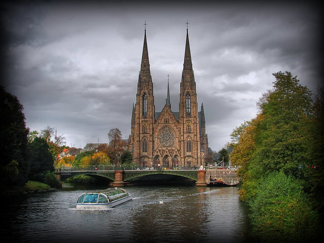 Saint Paul Church, Strasbourg