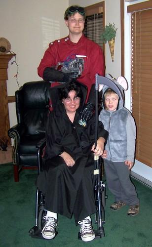 Halloween Costumes 2008
