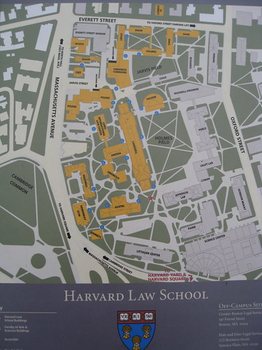 Harvard Law School - 8 nov 2008