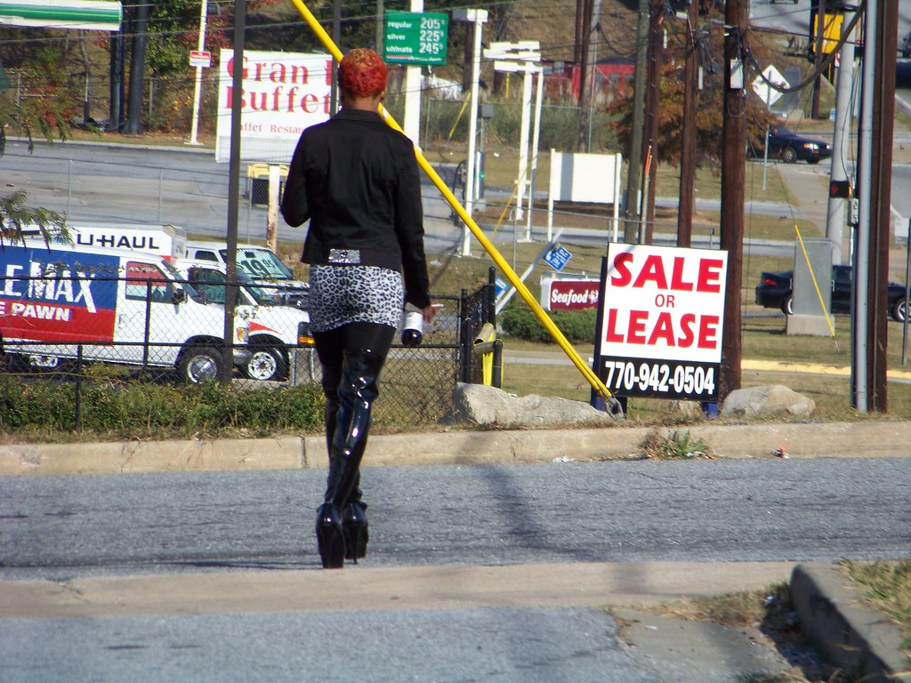 Opinion, Transsexual street walkers in atlanta ga what excellent