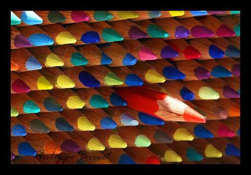 Mur de couleurs - Wall of colors