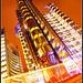 London Lloyds Building: The Future is Bright at Night... by david gutierrez [ www.davidgutierrez.co.uk ]
