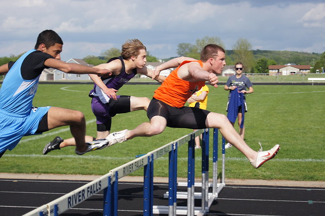 gwinn high school track meet