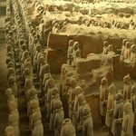 Terra Cotta Warrior Statues - Xi'an, China