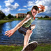 FL Jump Kick by Zac Fisher Photo